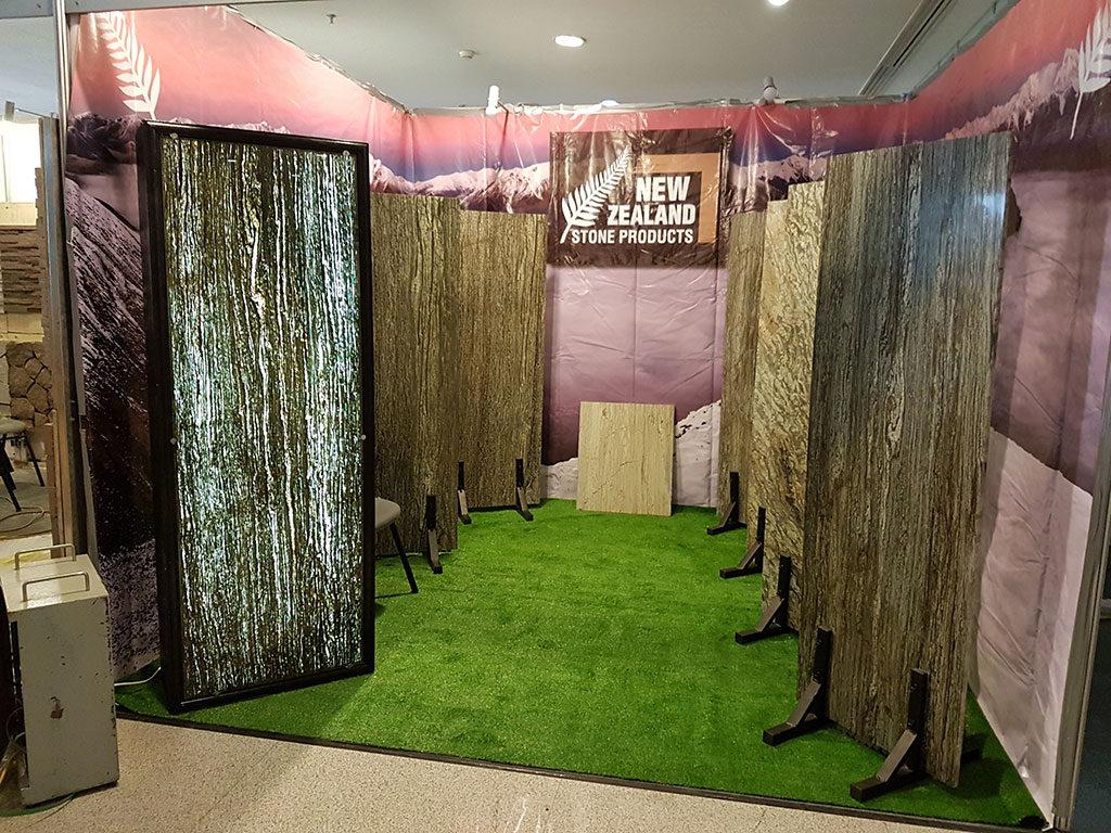 Xiamen Stone Fair Booth